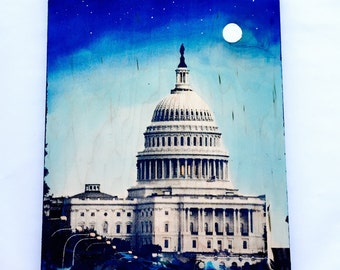 The Starry Capitol