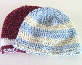 Clearance Sale - Two Beanies, Inventory Reduction Sale - Clearance 2 Beanies - 2 For 1 Sale Beanies