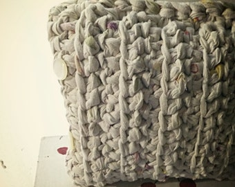 Pillow Cover Chunky Crochet