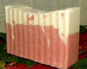 Wisteria Cold Process Goats Milk Soap with Argan Oil and Shea Butter