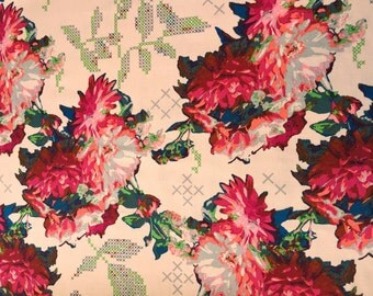 Memory in soft, Mod corsage Collection by Anna Maria Horner for Free Spirit Fabrics 1/2 yd