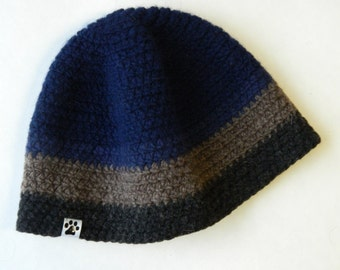 Wool Beanie UPCYCLED