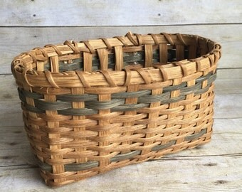 Small Vintage Basket