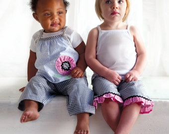 Britches & Bloomers {Includes Flower Pocket Top}