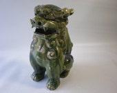 Vintage Ceramic Foo Dog