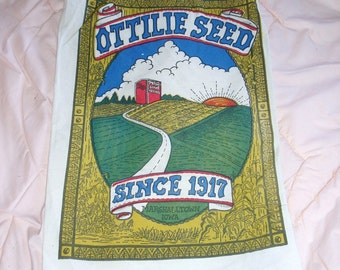 Seed Sack, Ottilie's, Scenic Design
