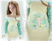 Leafeon Inspired F60 SD Tunic Top Dress