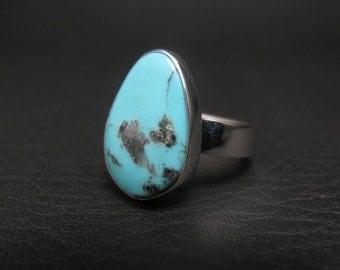 Powder Blue Turquoise Ring