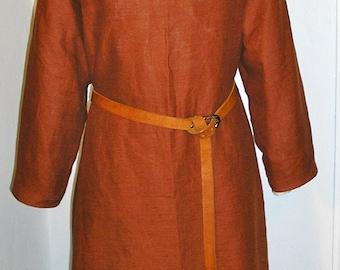 Viking Age linen tunic