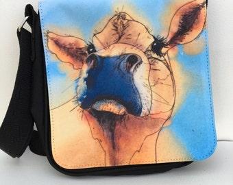 Silly Moo- 'Hyacinth' cross body bag