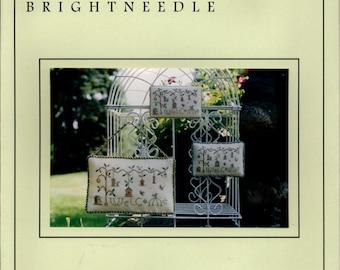 Brightneedle: Welcome (OOP) - Cross Stitch Pattern