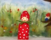 strawberry child / flower child / Root children / Waldorf