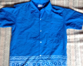 Vintage Hawaiian shirt Fiji