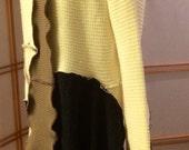 Not Your Grandma's Sweater Tunic! Medium to large