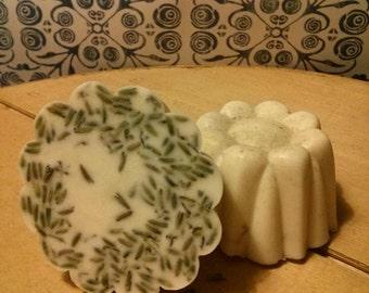 Lavender Vanilla and Oatmeal Soap