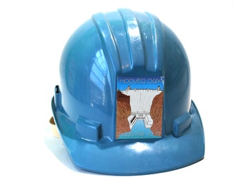 Hoover Dam Hard Hat by Bullard