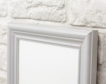 A4 frame - Gray - Scandinavian style - made to order