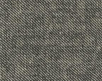 "21"" x 55"" - One Piece - Soft Hand Upholstery Fabric - Illusion of micro denier twill - suggests the feel of velvet - Color: Cement"