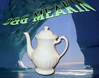 J & G Meakin Teapot