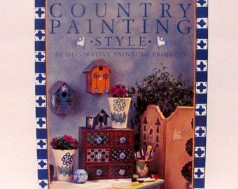 Emma Hunk's Country Painting Style Book
