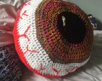 eyeball pillow - made to order