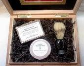 SALE Drakkar Cigar Box Deluxe Shave/Shaving Set Kit - Nording