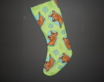 Scooby-Doo Holiday Stocking