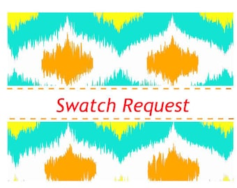 Swatch request. Choose up to 3 per pack.
