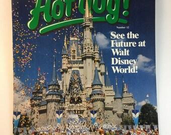 Walt Disney / Number 12 / Hot Dog Magazine