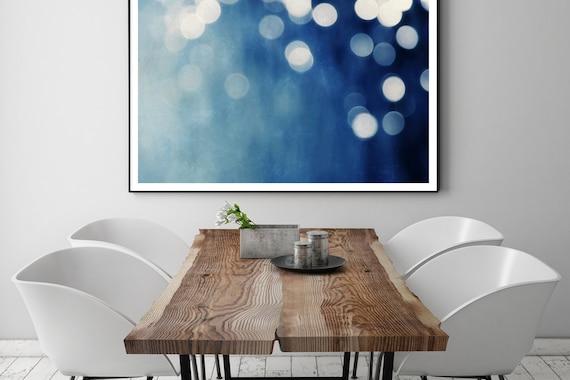prints, indigo prints, abstract, blue, navy, beach house, minimalist, print set - Indigo Dream,  photograph art print