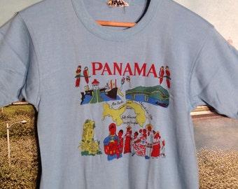 1970's-1980's Panama t-shirt, small