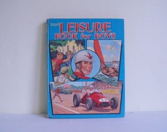 Deans Leisure Book for Boys 1967