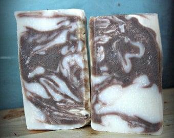 1/2 OFF! Almond Soap {Vegan} Paraben-Free Handmade Soap | 4ozz