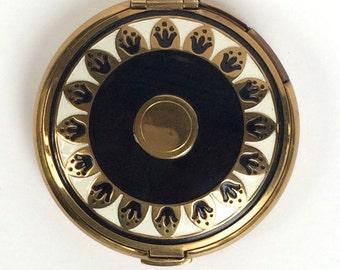 Art Deco Compact Richard Hudnut