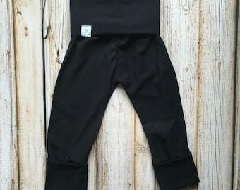 Grow with me pants- Evolution leggings- Baby pants- Baby leggings- Maxaloones