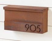 The Hyde Park Mailbox - Custom
