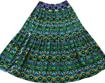 Gypsy Boho Skirt