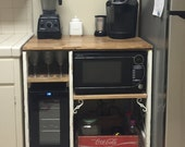 Sunset Kitchen Cart/ Island - Customizable