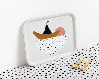 Tray - Fruit platter - designed by Depeapa