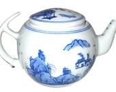 Vintage Japanese Tea Pot