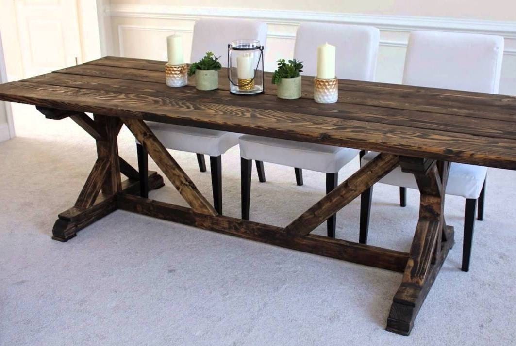 dining farm style table restaurant table picnic table kitchen. Black Bedroom Furniture Sets. Home Design Ideas