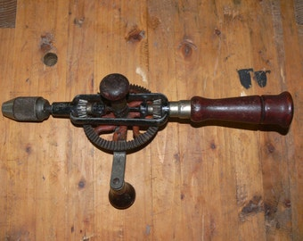 Miller Falls 2A Eggbeater Vintage Drill