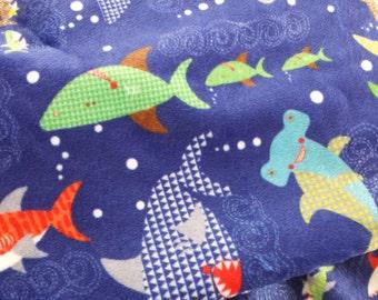 A La Carte Minky Choose Pad/Overnight Style Shark Week 2016 Suit your needs