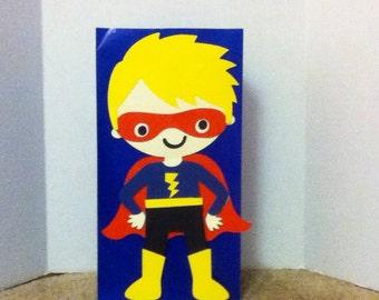Cute Superhero Goody Bag