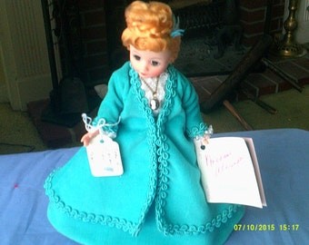 Madame Alexander Portrettes Violetta Doll