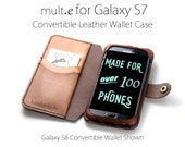 Galaxy S7 Convertible Lea...