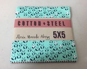 Cotton + Steel - Paper Bandana by Alexia Marcelle Abegg - Charm Pack
