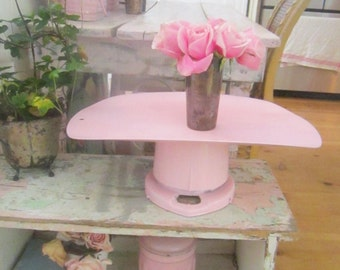 pink scale  farmhouse  shabby chic prairie cottage