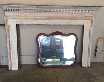 Large primitive mantel