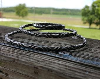 Spiral Stainless Steel hair pin